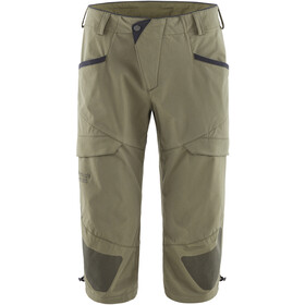 Klättermusen Misty 2.0 - Pantalones cortos Hombre - beige